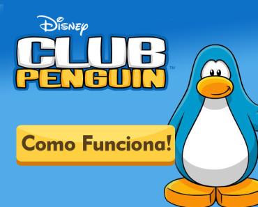 Como jogar Club Penguin