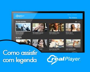 Como assistir com realplayer?
